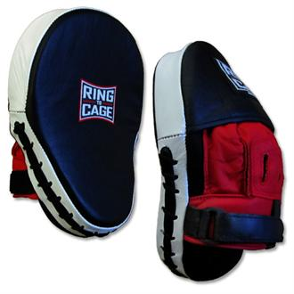 Ring To Cage Curved Standard Punch Mitts